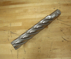 Machining Bearings & V-Belt