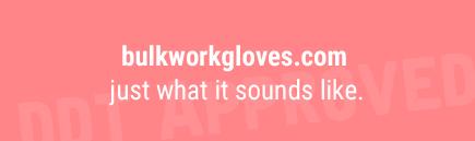 bulk work gloves