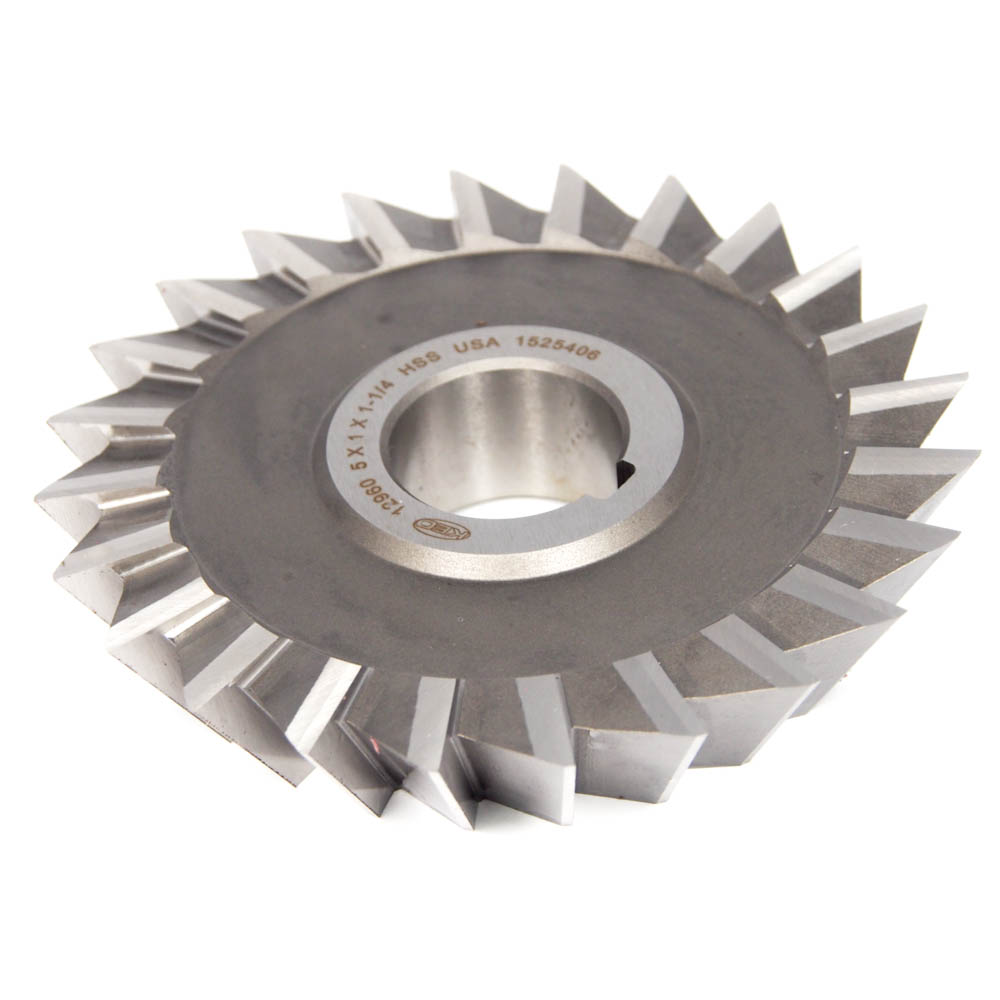 6 Cutting Diameter 3//4 Width Standard Cut Uncoated Coating 30 Teeth KEO Milling 06060 Straight Tooth Milling Cutter,B Style 1 Arbor Hole HSS