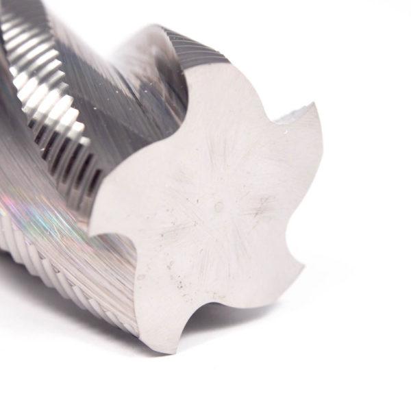 "CALIFORNIA TOOL Carbide Roughing End Mill 1-1//4/"" 5FL CT-190"