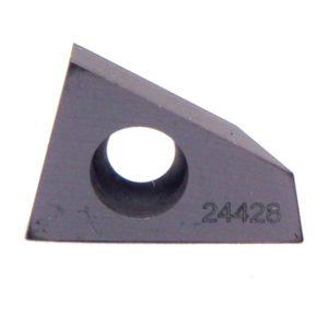 "2 Pack AMEC Cobalt Spade Drill Insert 1-3//16/"" Series #2 T-A TiAlN 152A-0106-TW"