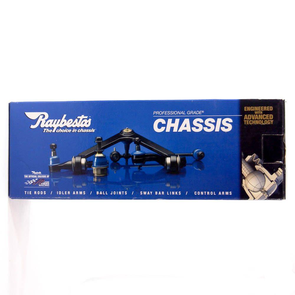 Steering Tie Rod End Inner RAYBESTOS 405-1053