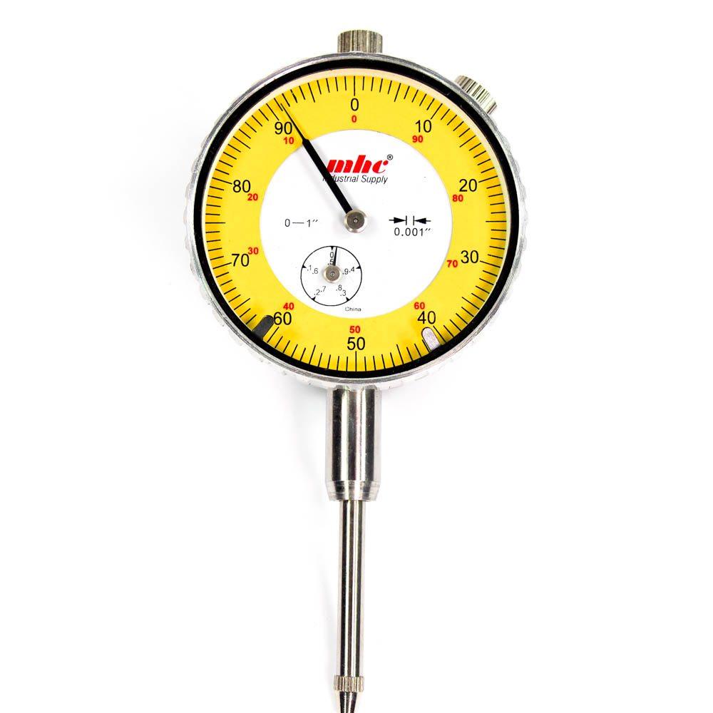 Electronic Drop Indicators : Mhc dial drop indicator quot range reading