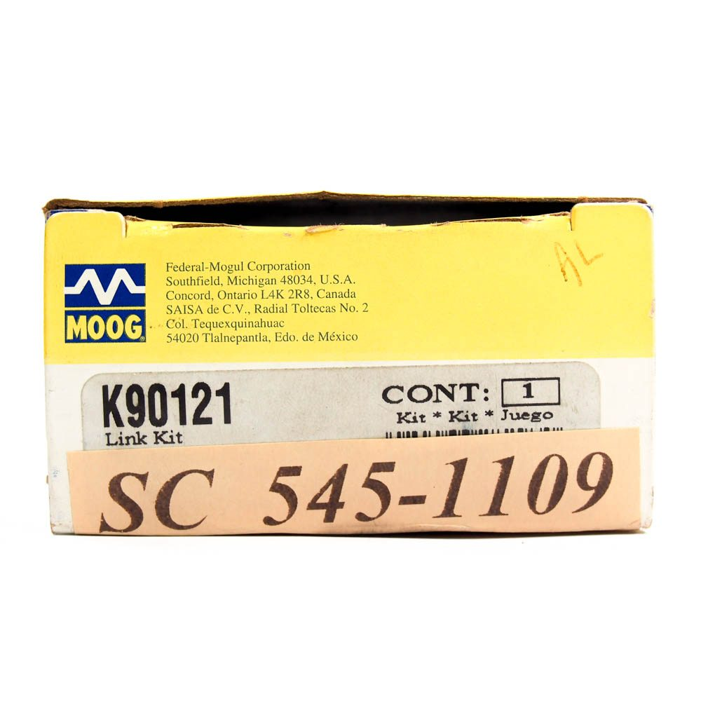 Suspension Stabilizer Sway Bar End Link Kit MOOG K90121