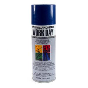 Krylon 4456 Work Day Spray Paint - True Blue