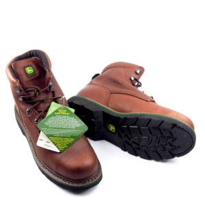 John Deere JD6393 Work Boots Size 9.5M