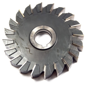 side milling cutter - interstate - 6""