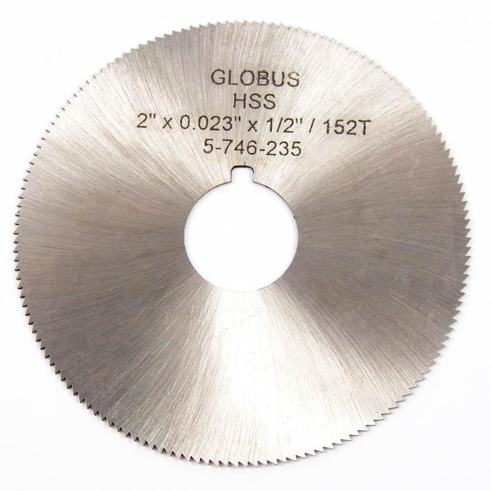 "3 x .023 x 1//2/"" HSS Jewelers Slotting Saw"