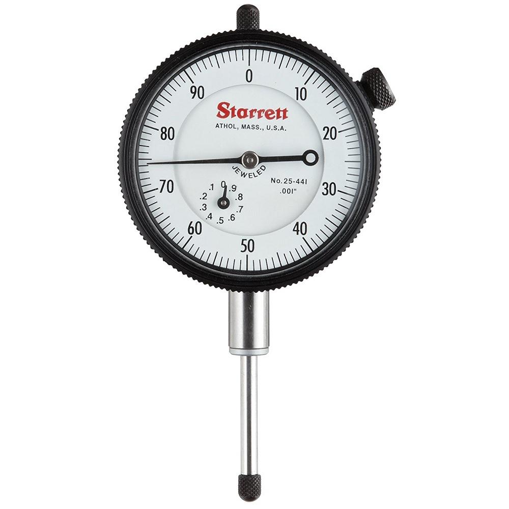 Electronic Drop Indicators : Starrett j dial drop indicator quot range grad