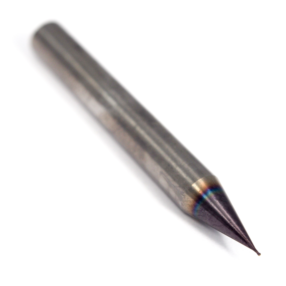 8 mm LOC 4 mm Corner Radius Mitsubishi Materials VC2ESBR0400 Carbide Miracle Ball Nose End Mill Extra 2 Short Flutes 8 mm Cutting Diameter