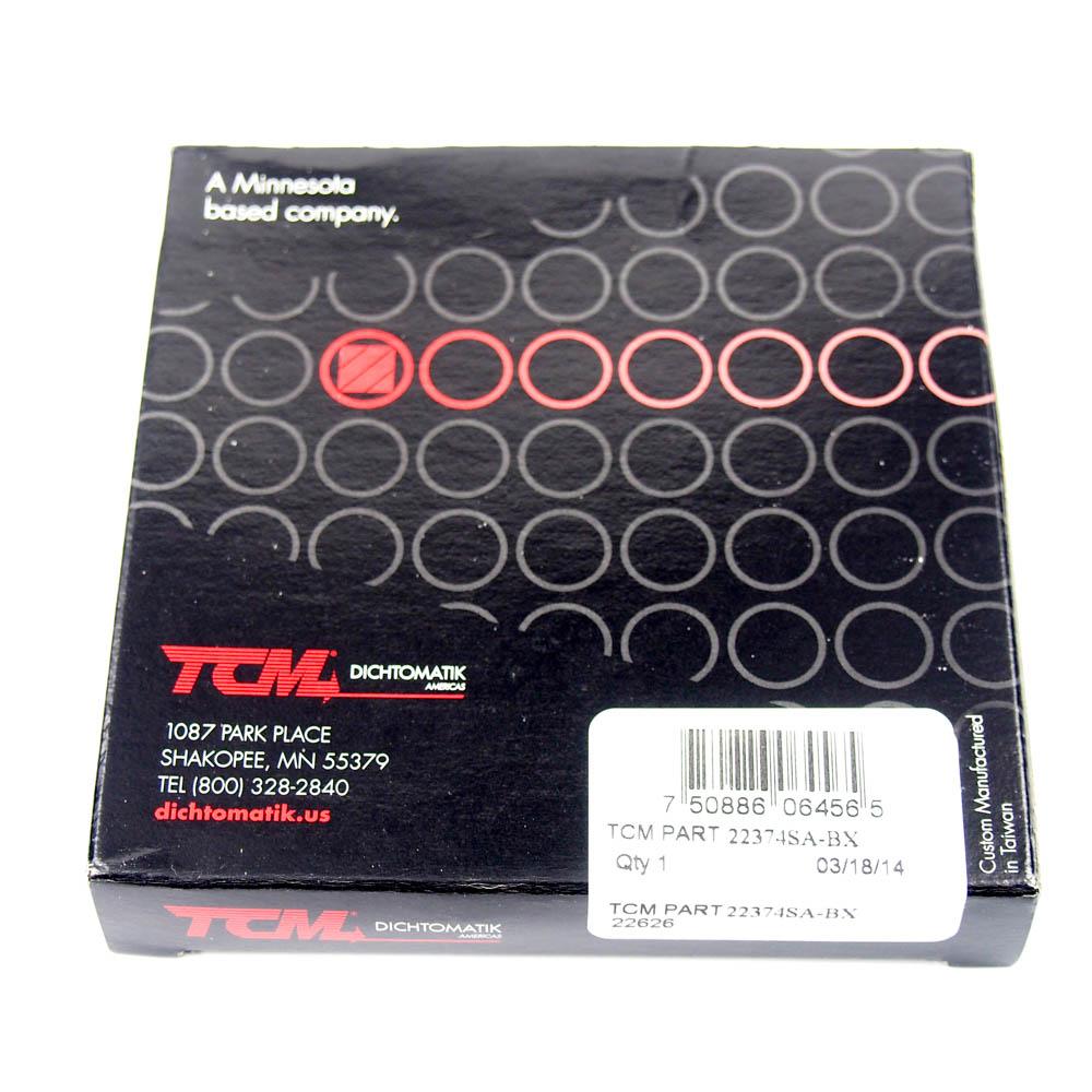 Buna Rubber //Carbon Steel Oil Seal 1.687 x 2.750 x 0.312 1.687 x 2.750 x 0.312 Dichtomatik Partner Factory TCM 1682731SB-H-BX NBR SB-H Type