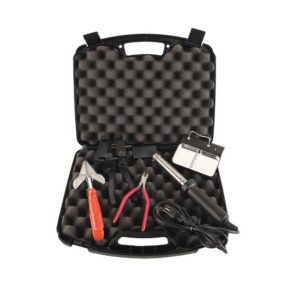 Dayton 1DY33 Round Belt Butt Welding Kit