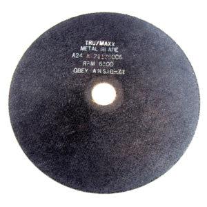 """Tru-Maxx 36 Grit Aluminum Oxide Bench /& Pedestal Grinding Wheel 8/"""" Diam x 1/"""" ..."""