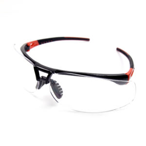 Harley-Davidson HD1100 Safety Glasses | Clear Scratch-Resistant Lens