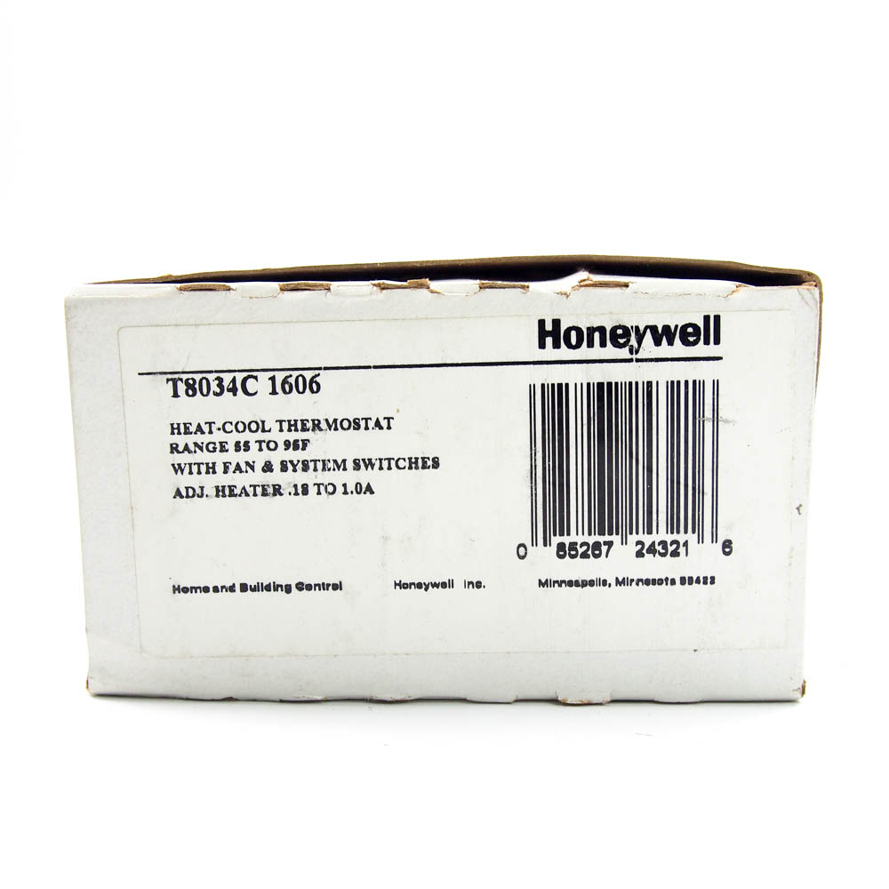 honeywell t8034c1606 low voltage thermostat 1 heat 1 cool rh dansdiscounttools com