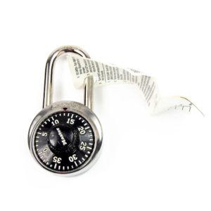 Masterlock 1525LF