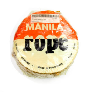 Manila Rope 19140III