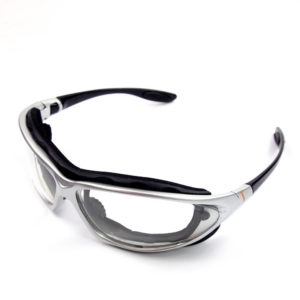 Harley-Davidson Motorcyle HD1300 Safety Glasses | Clear Anti-Fog Lens