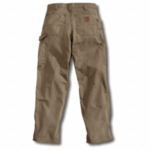 Men's Dungaree Canvas Work Pants