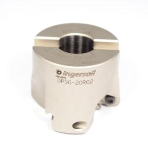 INGERSOLL Carbide Corner Radius End Mill 1//2 3FL 0.030 Radius 5621262