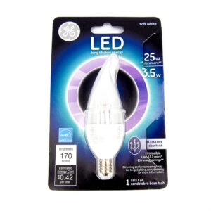GE Lighting LED3DCAC-C3-OT